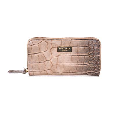 Pia Zip-Around Wallet
